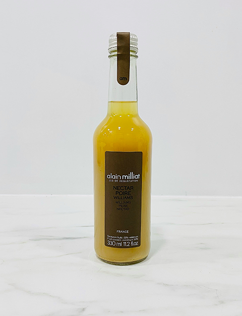 Jus de Poire Alain Milliat