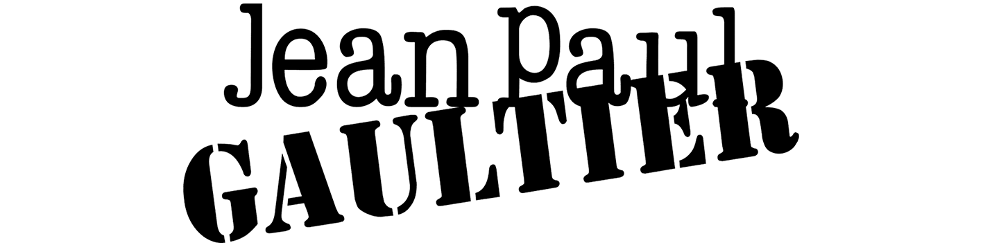 logo de la marque jean paul gautier